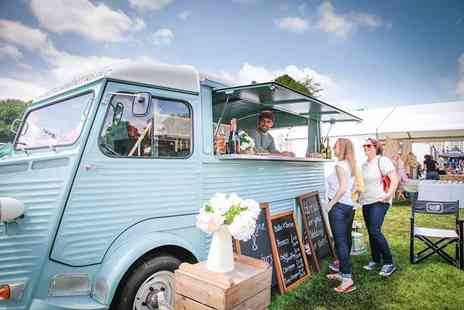 Foodies Festival - One adult ticket and show guide to the Foodies Festival - Save 50%