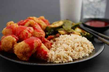 Chin Chin - Two Course Chinese Meal For Two or Four - Save 47%