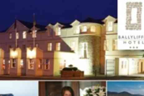 Ballyliffin Hotel - In County Donegal Two Night Stay For Two With Full Irish Breakfast - Save 68%