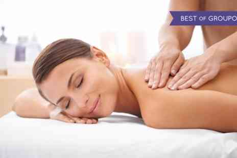 2 Be Beautiful - Full Body Massage for One or Two - Save 60%