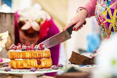 Foodies Festival - Two Adult Tickets Oxford Food Festival - Save 50%