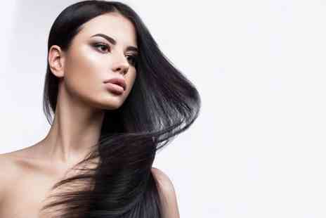 Jackie & Co - Brazilian keratin blow dry - Save 79%