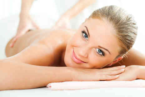 Suprina Salon & Spa - One hour full body massage and 30 minute Dermalogica facial - Save 71%