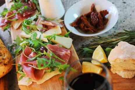 Il Moro - Regular or Premium Italian Meal with Wine for One or Two - Save 55%