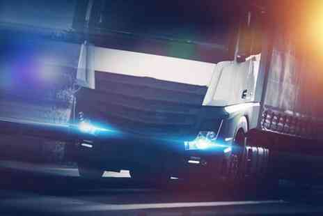 Activity Superstore - Up to three hour truck driving experience - Save 54%