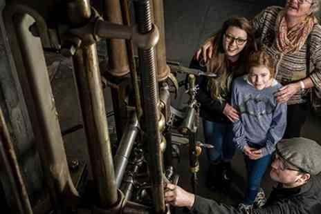 London Museum - London Museum of Water and Steam Adult or Family Entry - Save 42%