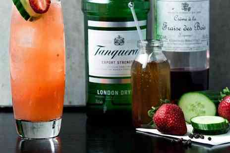Buyagift - Gin and Tonic afternoon tea for two - Save 0%