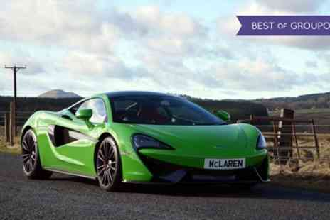 Experience  - Up to Nine Laps in Supercars - Save 0%