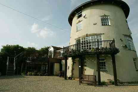 The Old Mill - One or Two night Yorkshire windmill stay for two with breakfast - Save 0%