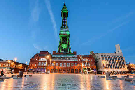 The Cavendish Hotel - One or Two night Blackpool stay for two with breakfast - Save 52%