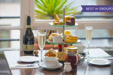 5th View Bar & Food - Afternoon Tea with Optional Glass of Prosecco for Two or Four - Save 27%