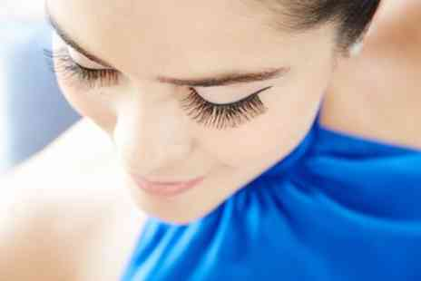Nail Candy - Full Set of Eyelash Extensions - Save 64%