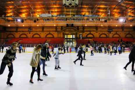 Alexandra Palace - Disco on Ice for One or Two - Save 50%