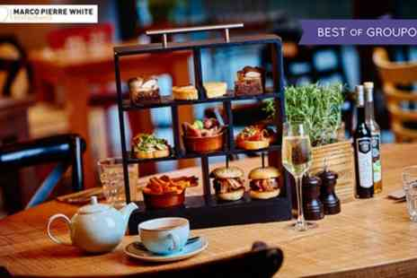 Bardolino Birmingham - Italian Style Sparkling Afternoon Tea for Two, Four or Six - Save 31%