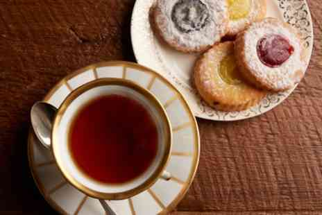 Nettle Hill - Tipsy Afternoon Tea Event for One, Two or Four - Save 44%
