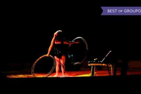 Santus Circus - One front tier ticket to see Santus Circus on 21 To 25 June - Save 50%