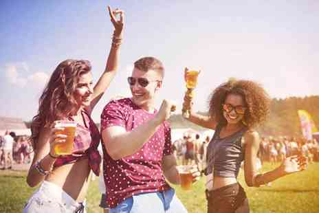 Activity Superstore - Tickets for two to your choice of Beer and Food Festival - Save 0%