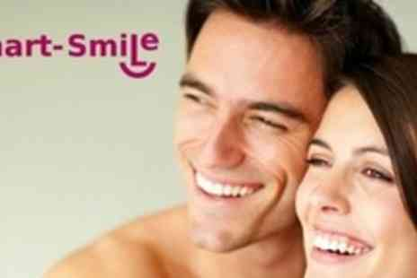 Smart Smile - Teeth Whitening For Two - Save 83%