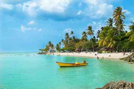 Caribbean Warehouse - Seven, 10, 11 or 14 night all inclusive Tobago holiday in an ocean view room with flights from London - Save 40%