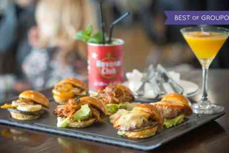 5th View Bar & Food - Three or Six Cocktails with Optional One or Two Sharing Platters - Save 46%