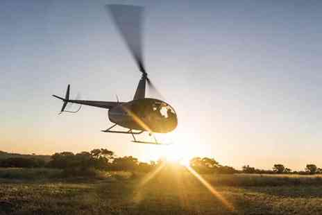 Activity Superstore - 12 mile helicopter ride at a choice from 22 locations - Save 29%