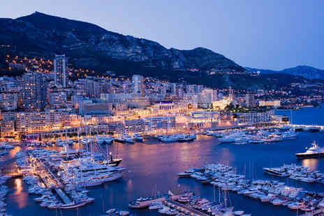 Hotel Columbus Monte Carlo - Three Star Glamorous Sunshine Escape For Two - Save 46%