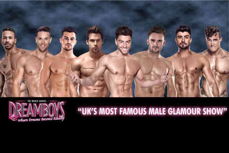 Dreamboys - Ticket to see the Dreamboys with a cocktail, buffet dinner and nightclub entry - Save 37%
