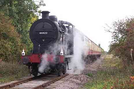 Activity Superstore - Family steam train experience - Save 0%
