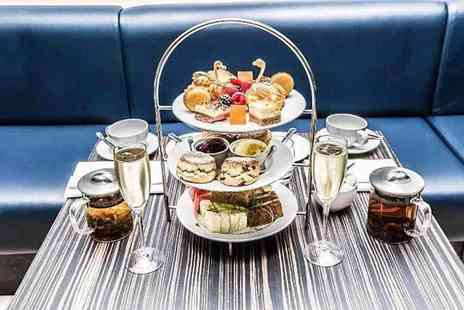 The Montcalm - Afternoon tea for two with a glass of bubbly each - Save 62%