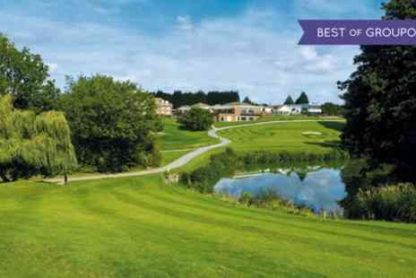 Stoke by Nayland Hotel Golf and Spa - One or Two Nights for Two with Breakfast and Spa Access - Save 0%