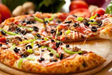 La Zia Maria - Choice of Pizza for Two - Save 61%