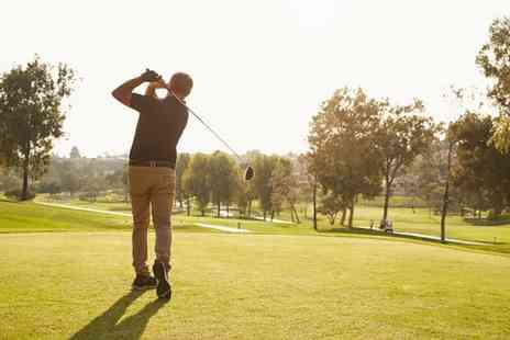 Maywood Golf Club - 18 holes of golf for two with a sausage or egg sandwich and coffee - Save 38%