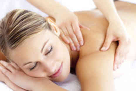 Alkanation - 3 Hour Head, neck, back and shoulder massage course - Save 82%