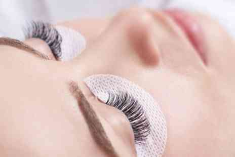 Kiri Beauty Rooms - Eyelash Extensions with Optional Eyebrow Wax and Tint - Save 29%