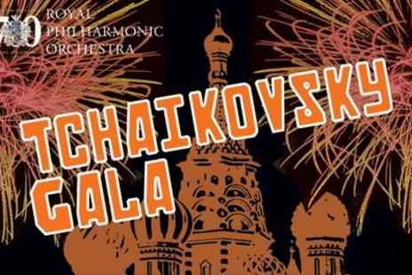 Royal Philharmonic Orchestra - Tchaikovsky Gala Front Circle Ticket on 20 June - Save 56%