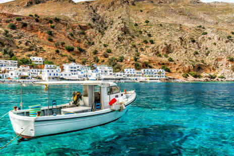 Travelsoon - All Inclusive Holiday to Crete - Save 0%