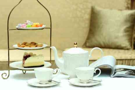 The Chancery - Afternoon Tea with Optional Glass of Bubbly for Two - Save 0%