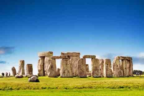 Lets Travel Services - Stonehenge, Glastonbury, Isle of Wight or Cambridge and Oxford Tour - Save 42%