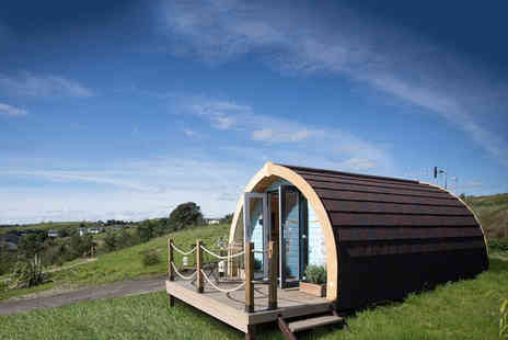 Rossendale Holiday Cottages - Two night glamping stay for two adults or a family of four - Save 46%