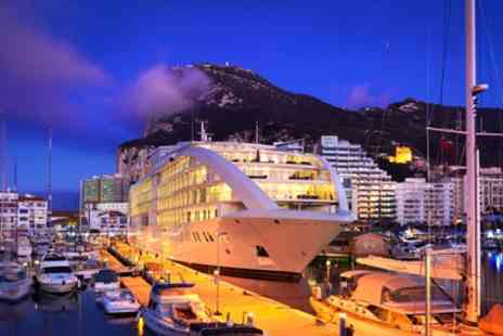 Fleetway Travel - Two, Three or Five Nights Stay at 5 Star Sunborn Gibraltar with Breakfast and Flights - Save 0%