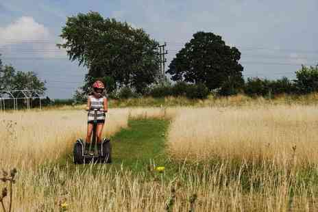 Segway Unleashed - Off road Segway experience for one or Two - Save 65%