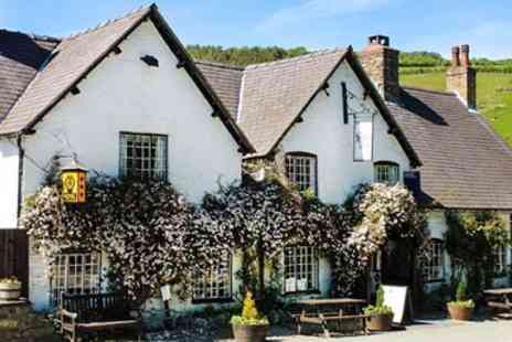 The West Arms - North Wales Historic Inn Stay with Dinner - Save 49%