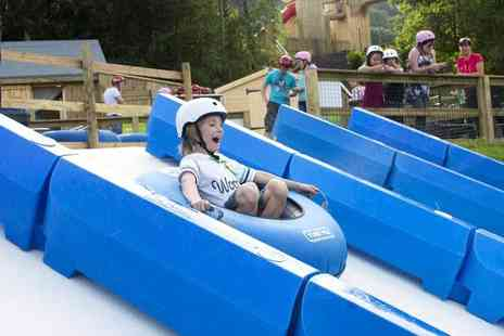 Supertubing - Ten supertubing rides for two - Save 42%