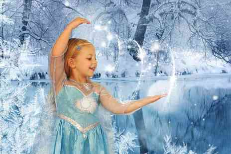 Andreas Photography - Frozen inspired or magical fairy & elf shoot alongside a prints package - Save 95%