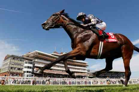 Newbury Racecourse - One general admission ticket to Newbury Night on 13 July - Save 41%