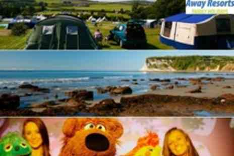 Away Resorts - Family Camping Getaway: Summer Break to the Isle of Wight starting at just £22.20 per night - Save 40%