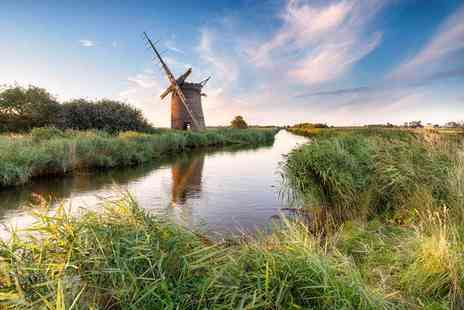 Activity Superstore - Norfolk escape for two at a choice of nine locations - Save 0%