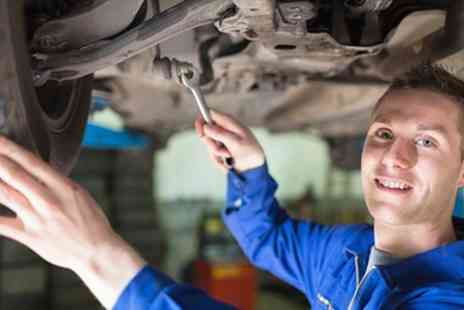 CWC Service and Tyres - 55 Point Car Service with an Oil and Filter Check Plus an Optional Engine Diagnostic Check - Save 0%