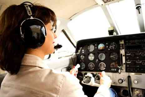 Go Fly Oxford - Student Pilot Package - Save 0%