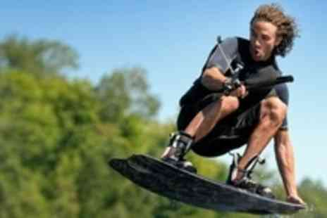 Quayside Wakeboard and Waterski - One Hour of Wakeboarding - Save 65%